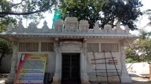 Sri Moun Guru Kannappa Swamigal - Jeeva Samathi